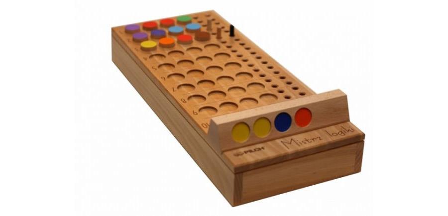 Mistrz logiki - gra dla dzieci