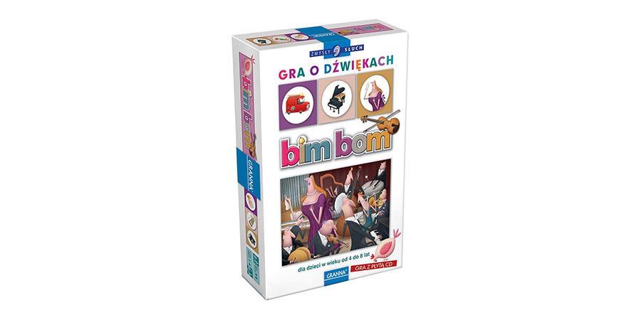 BIM BOM - gra dla dzieci