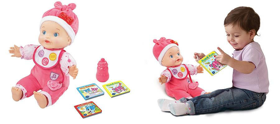 Mówiąca lalka Ala, Little Love od Vtech