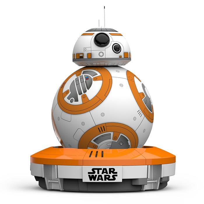 BB-8 robot z Gwiezdnych Wojen