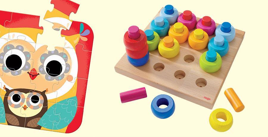 Jak wybierać gry edukacyjne dla dwulatka?
