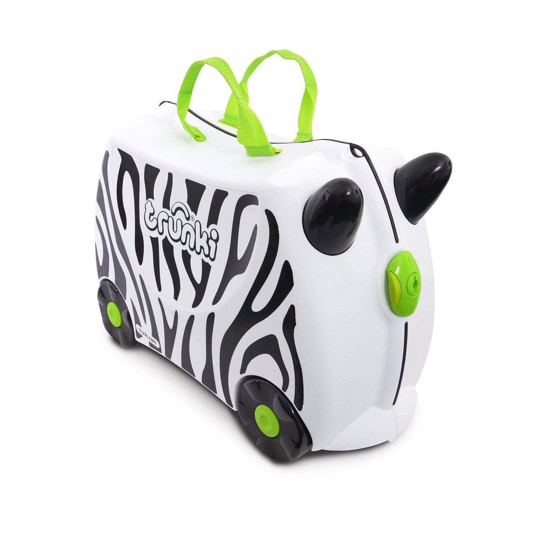 Jeżdząca walizeczka - Zebra Zimba