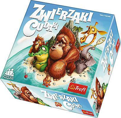 Gra Zwierzaki Cudaki od Trefl