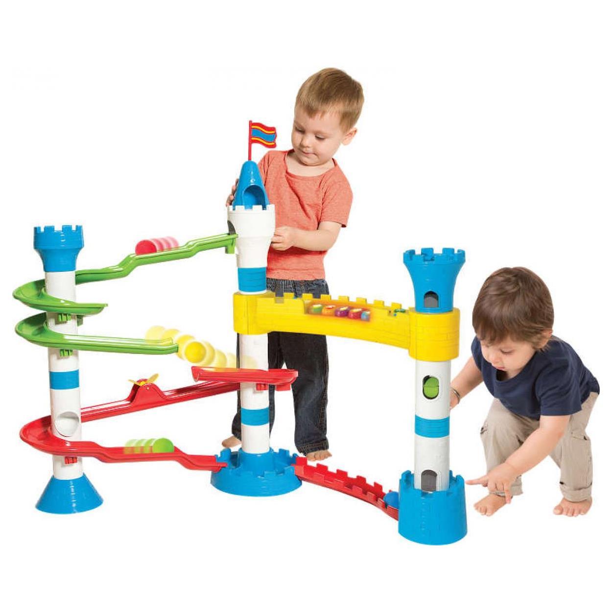 Smily Play, Zwariowany zamek