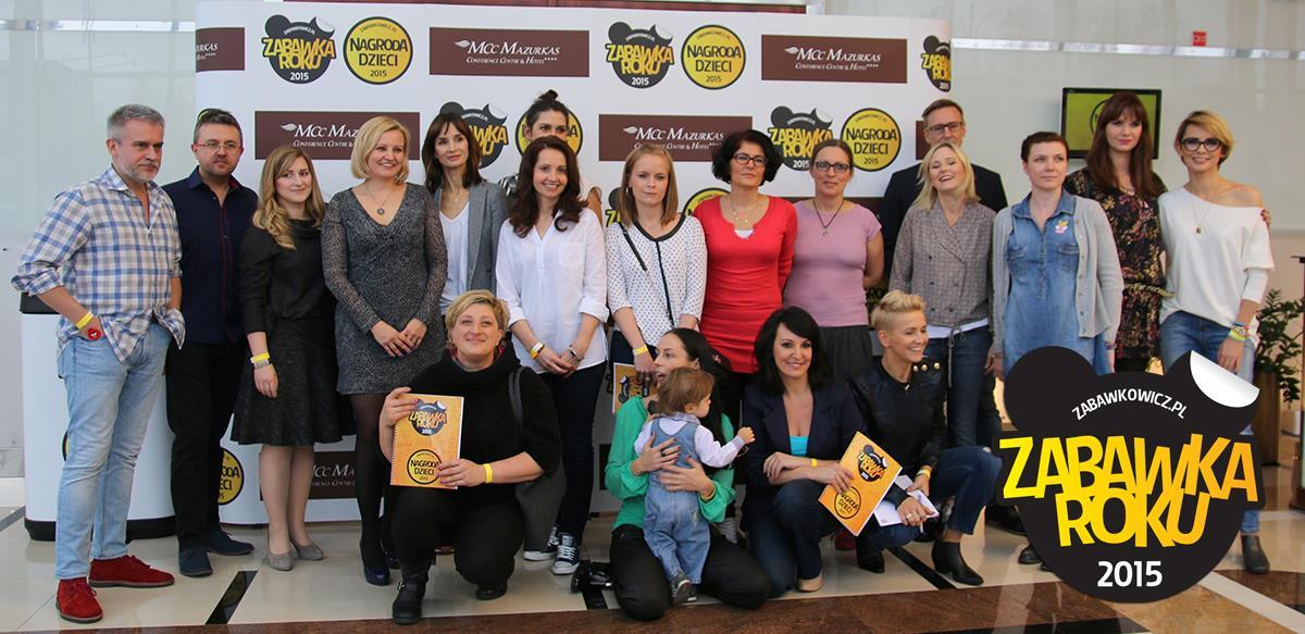Jury i organizatorzy konkursu