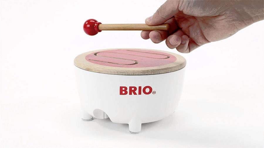 Bębenek od Brio