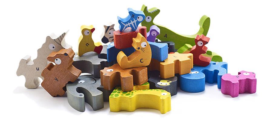 Zestawienie puzzle i układanki dla dzieci