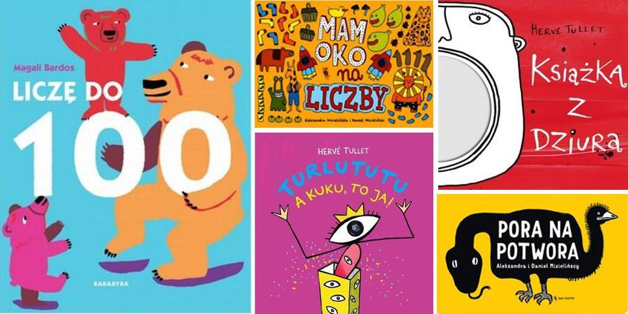 Top książek do wspólnej zabawy z dzieckiem