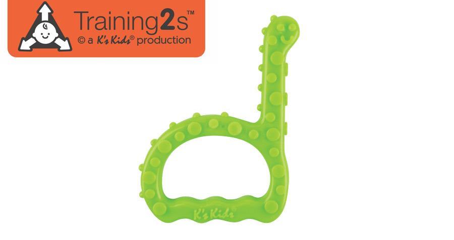 Gryzak do ćwiczenia mięśni szczęki, K's Kids Training 2s