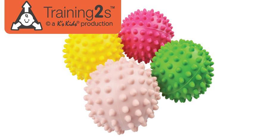 Piłki sensoryczne, K's Kids Training 2s