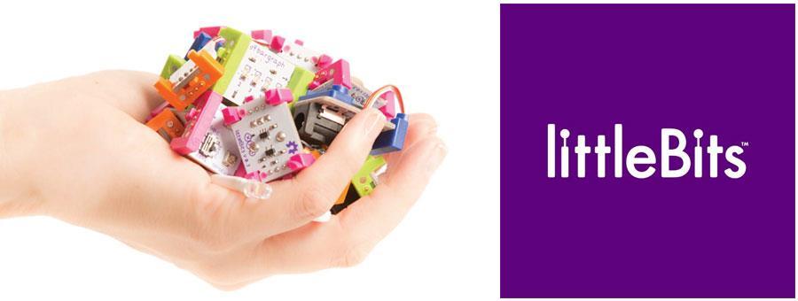 LittleBits - wynalazki, które inspirują dzieci