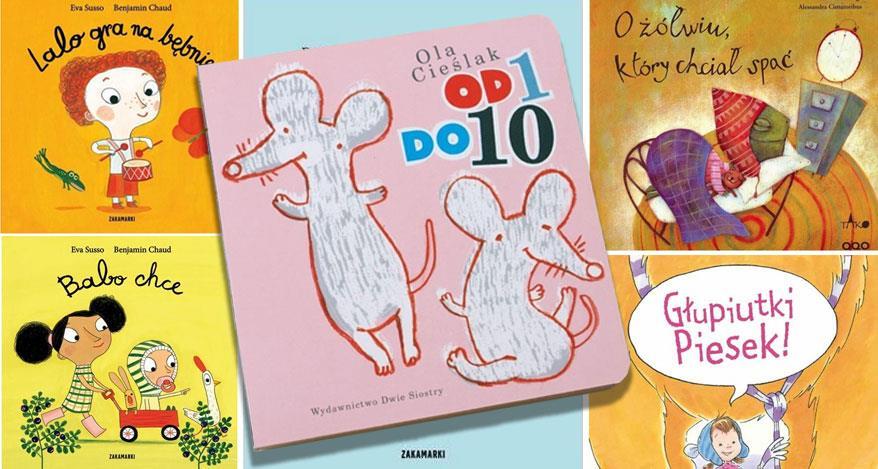 TOP książek dla dwulatków