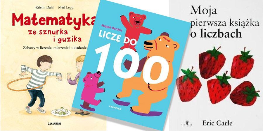 TOP - książki do nauki liczenia