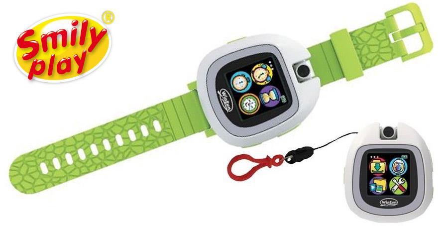 Smily Play, Inteligentny zegarek