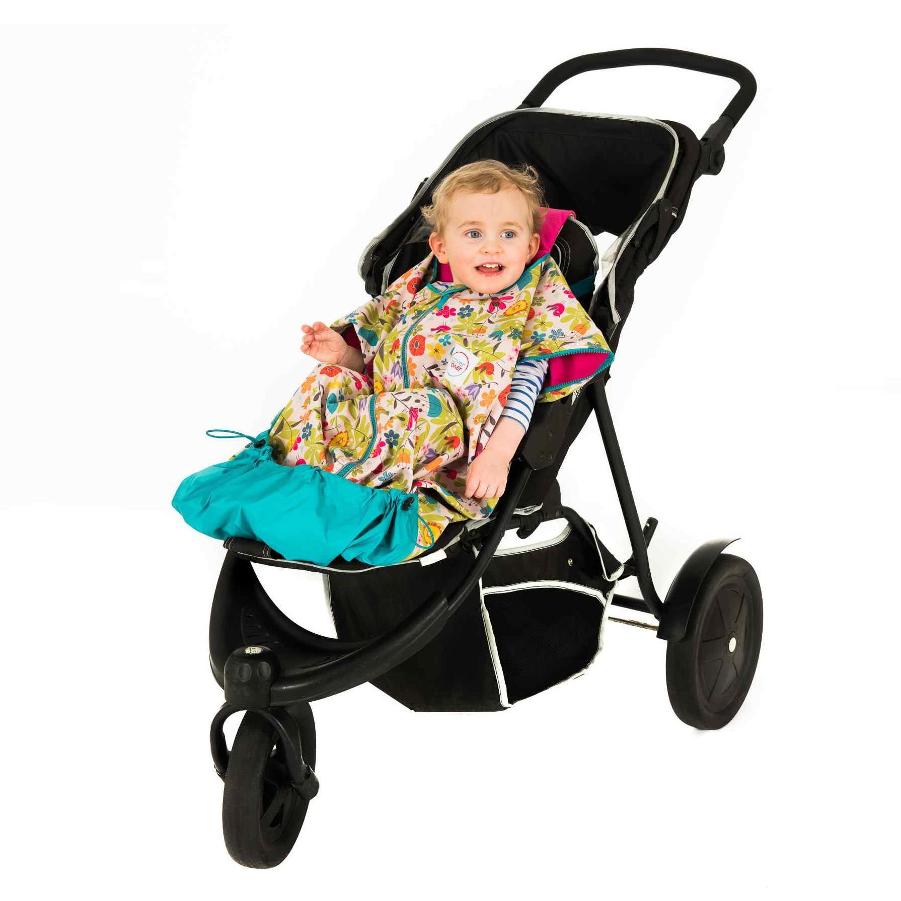 Coverover Active Comfort - uniwersalne okrycie dla dzieci