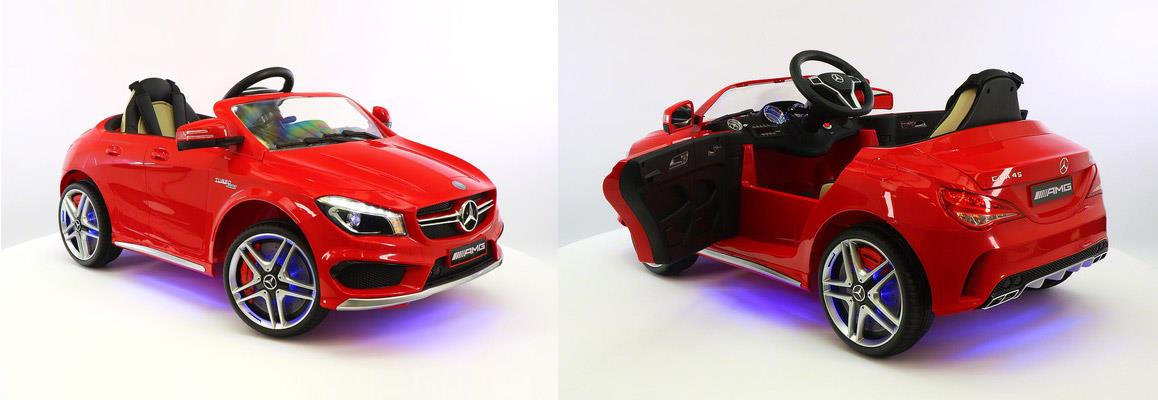 Auto dla dzieci: Mercedes CLA 45 AMG