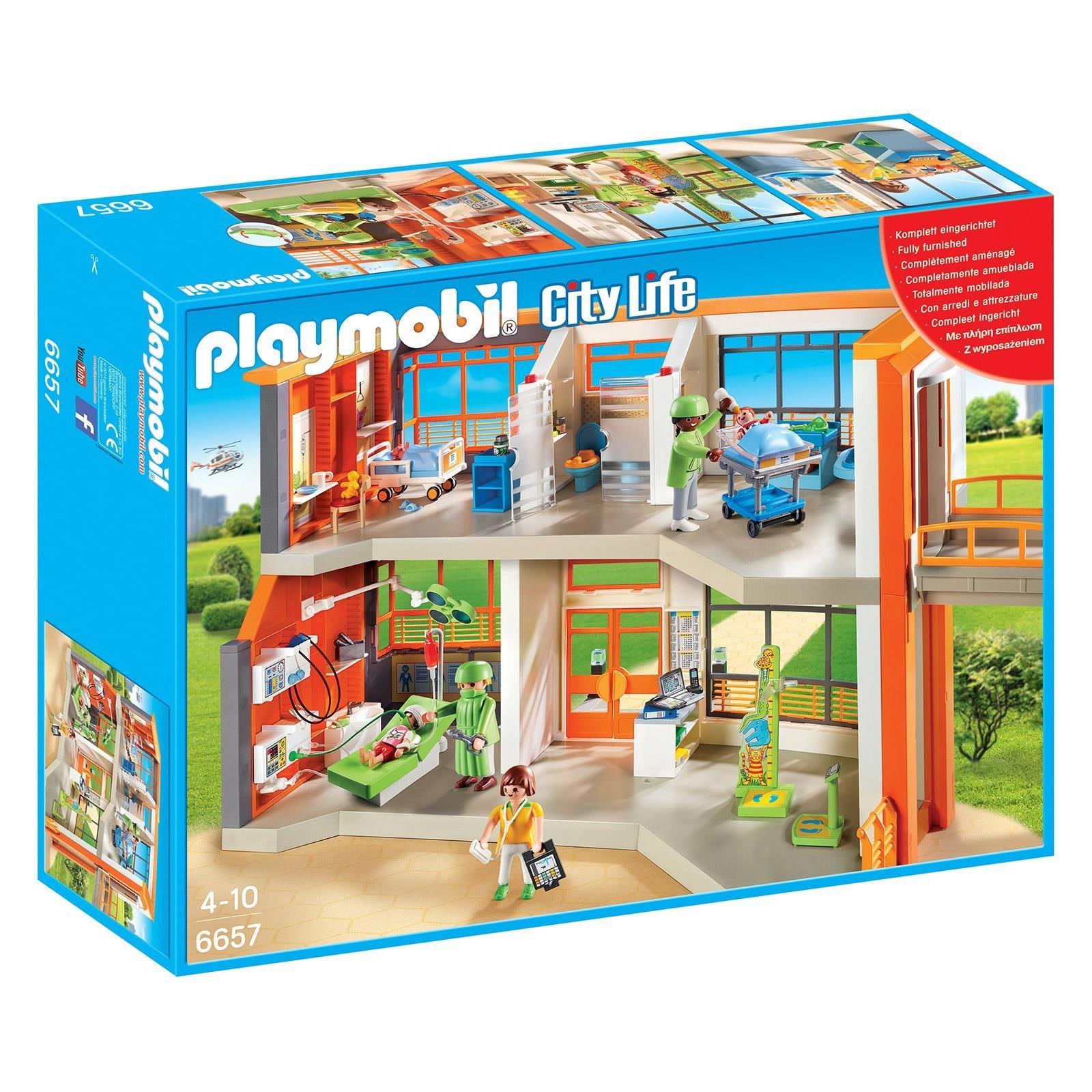 Playmobil Seria
