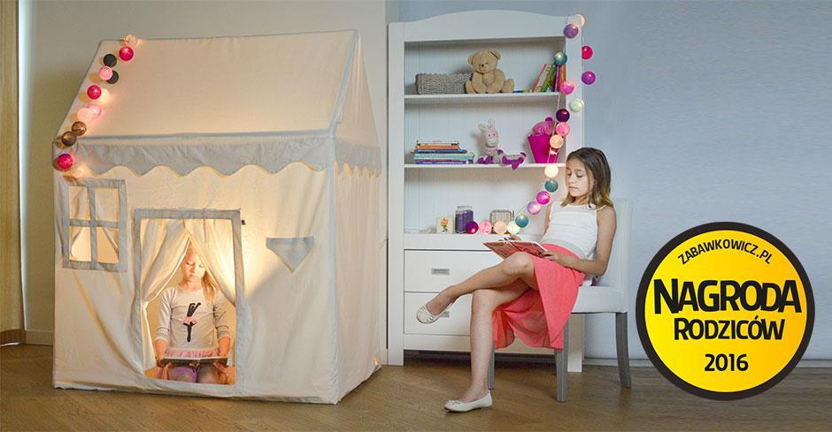 Namioty, domki dla dzieci