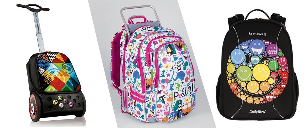 Top 10 Plecaków do szkoły