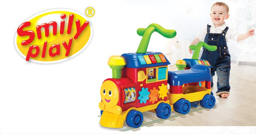 Top zabawek na wiosnę od Smily Play