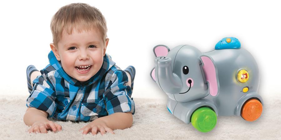 Zabawki Smily Play dla starszych dzieci