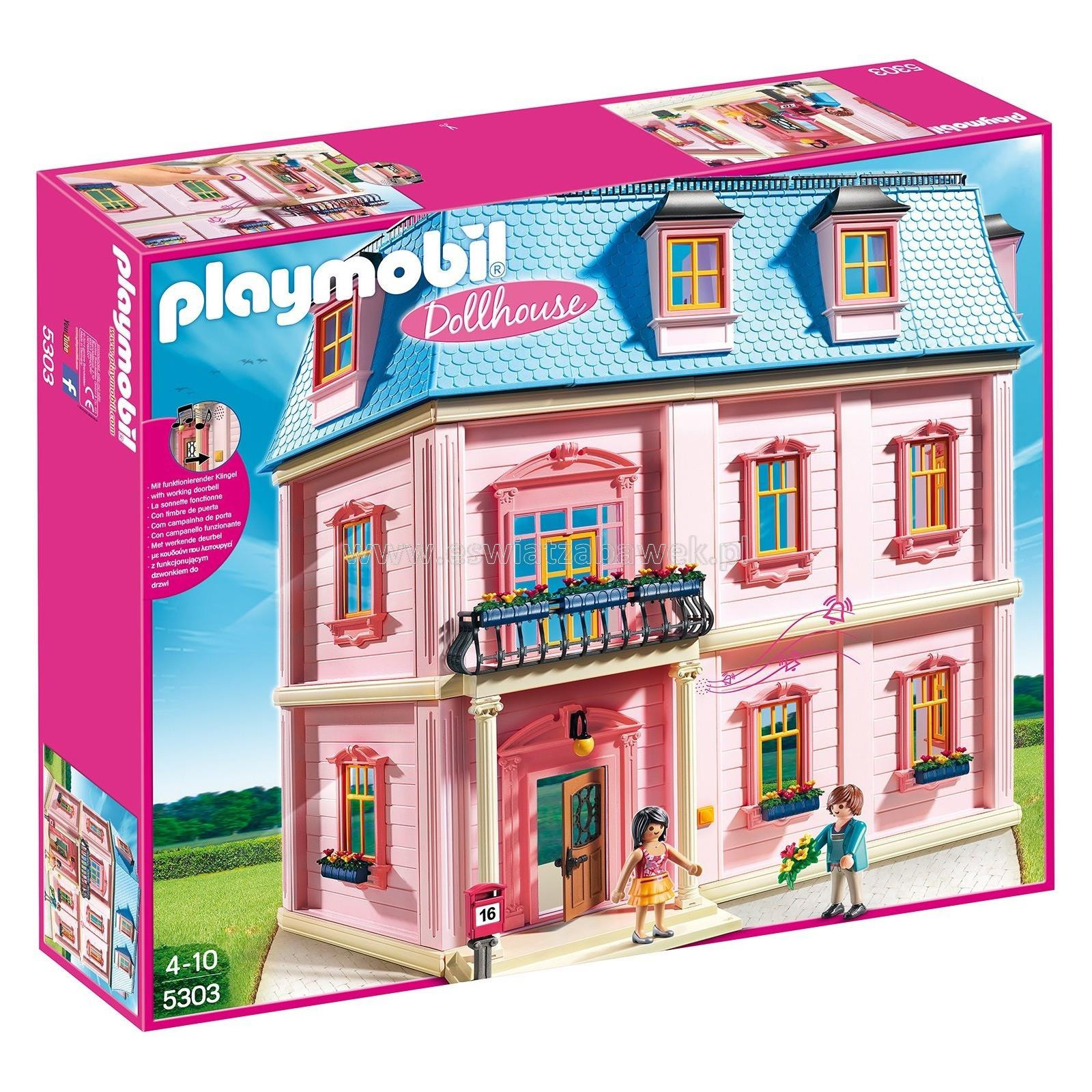 Playmobil - Romantyczny domek dla lalek