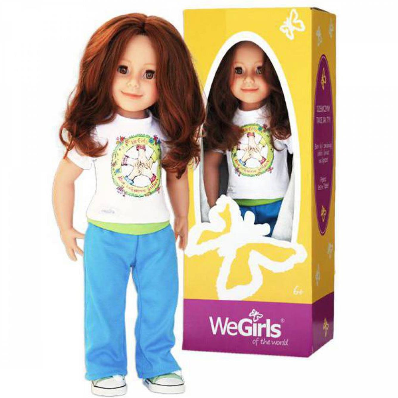 Lalki WeGirls (ubranka i akcesoria dla lalek oraz serie literackie WeGirls)