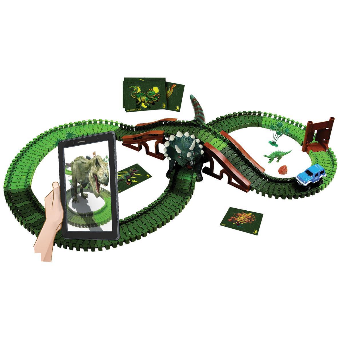 Interaktywne tory - Dino Mundi