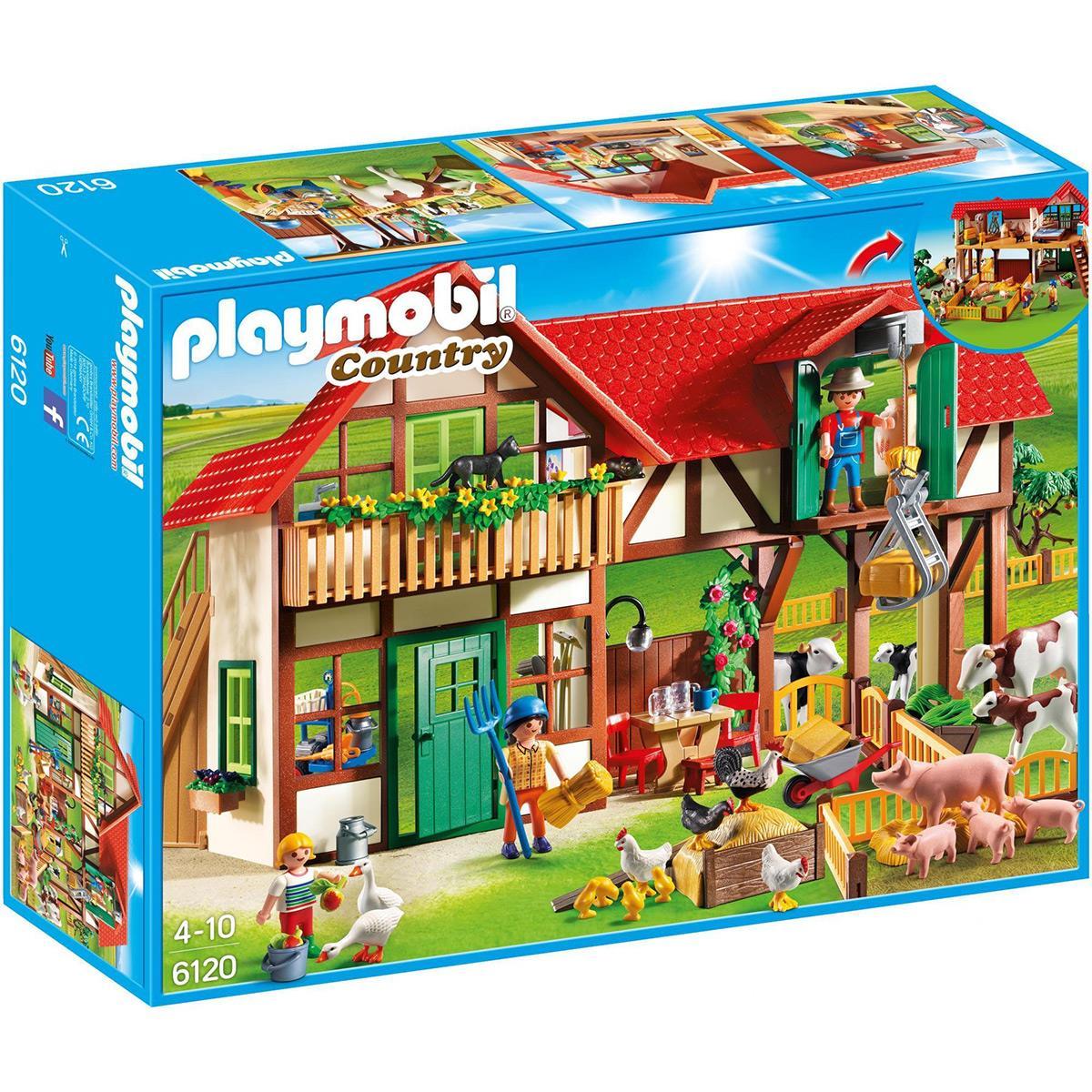 Gospodarstwo Rolne Playmobil