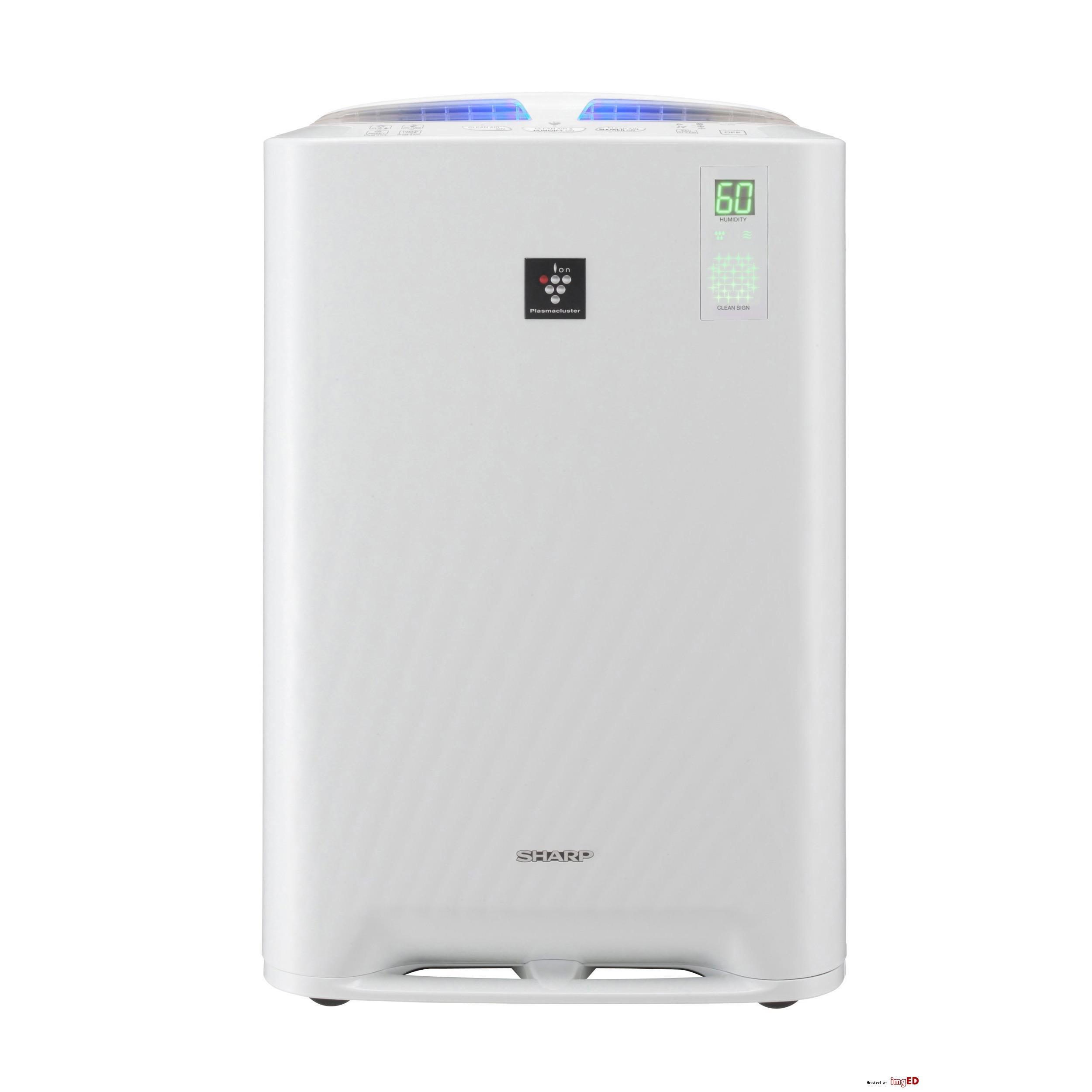 Inteligentny oczyszczacz powietrza z funkcją nawilżenia Sharp KC-A50EUW