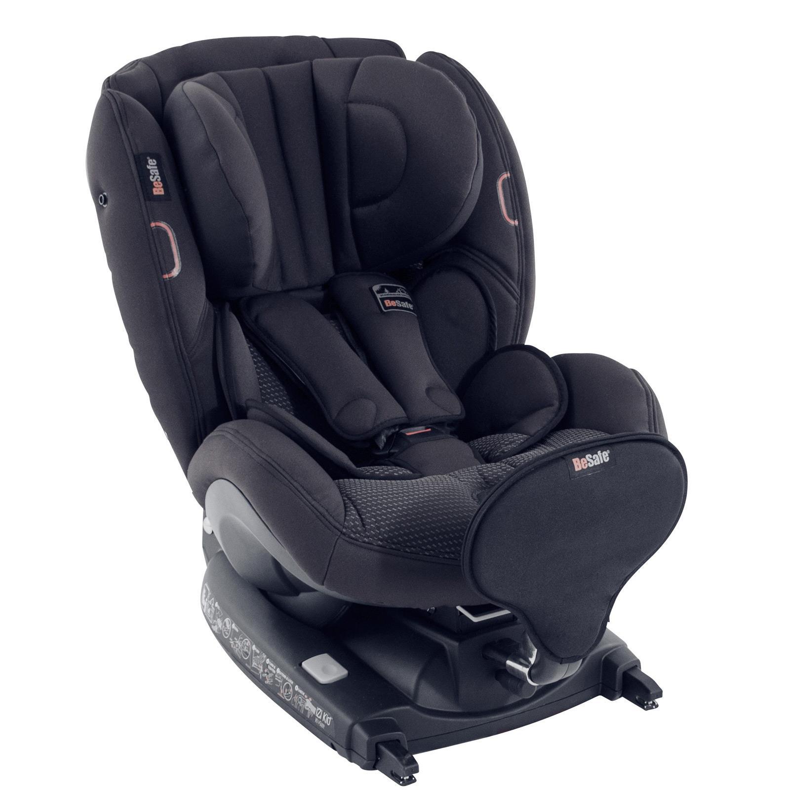 Fotelik samochodowy BeSafe iZi Kid i-Size X2