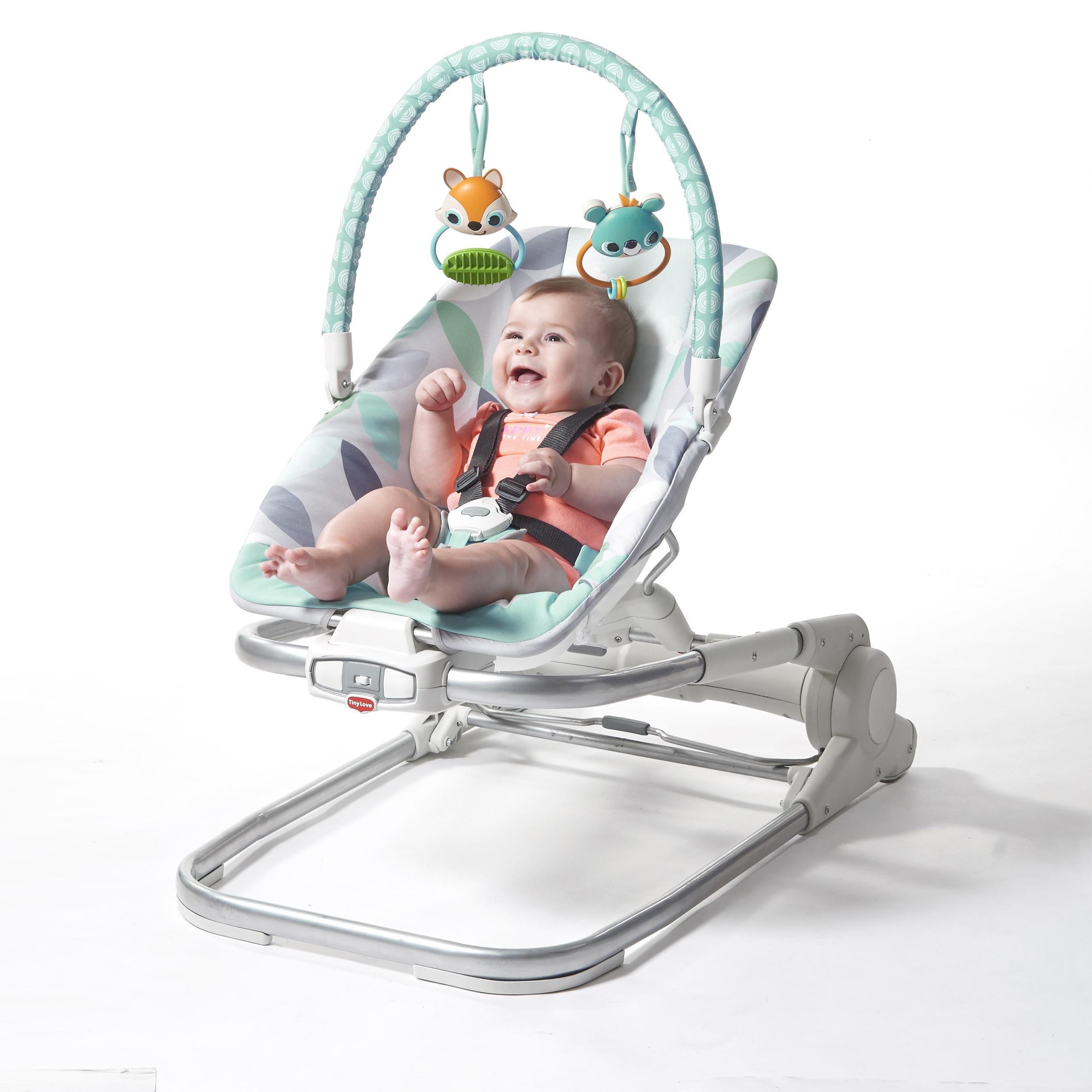 Leżaczek - krzesełko 3w1 Close to me Tiny Love