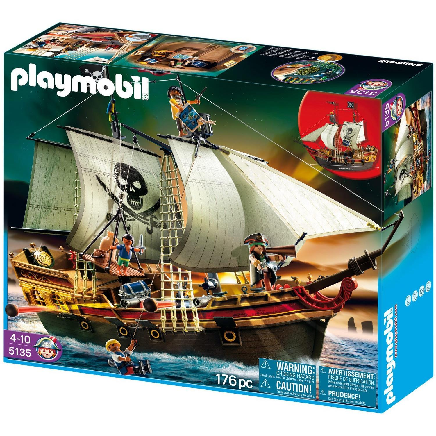 Piraci Playmobil