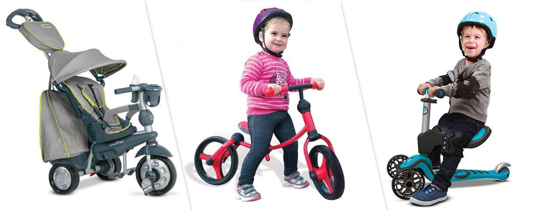 Jak wybrać idealny prezent dla dziecka - rowerek