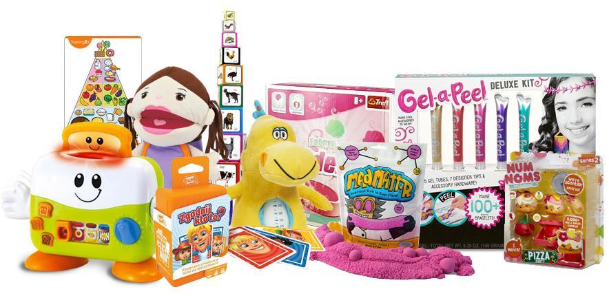 Zabawki na prazent dla dziecka do 100 zł