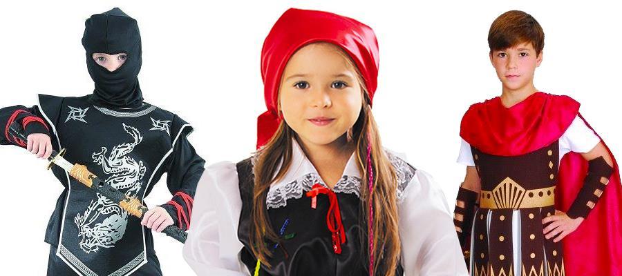 Stroje Karnawałowe dla dzieci