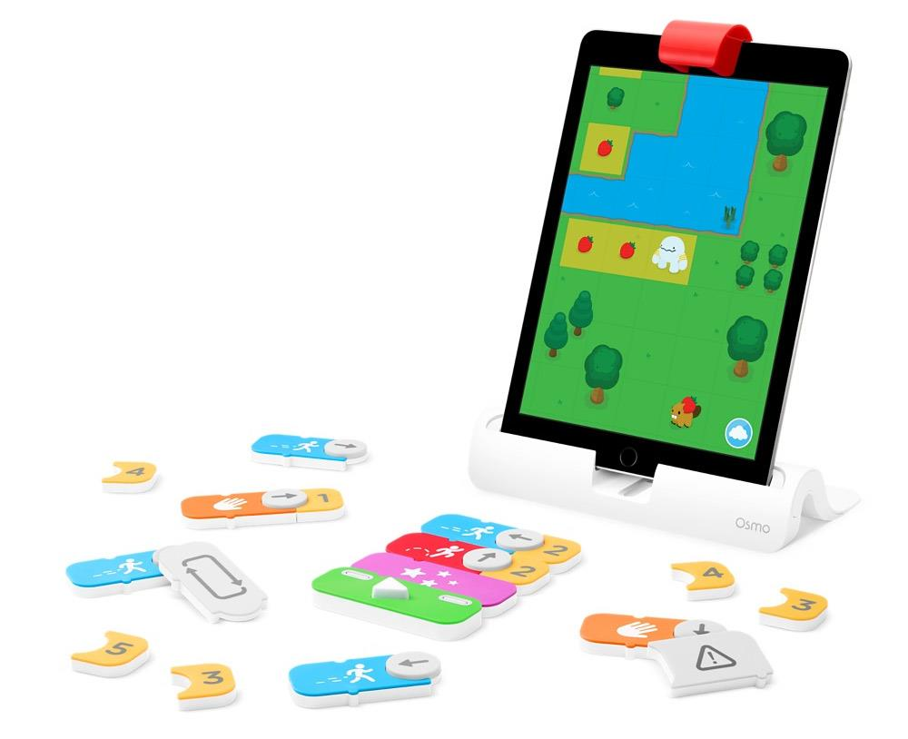 Osmo Coding Game Kit na iPada