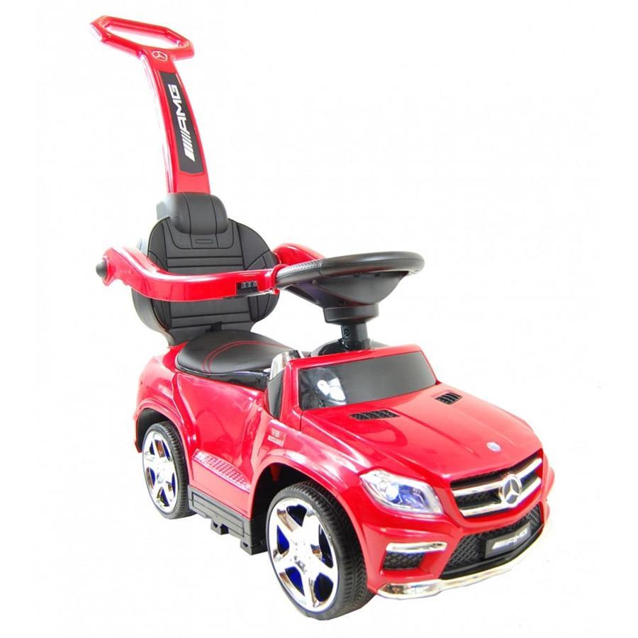 Jeździk, pchacz, bujak: Mercedes GL63 AMG