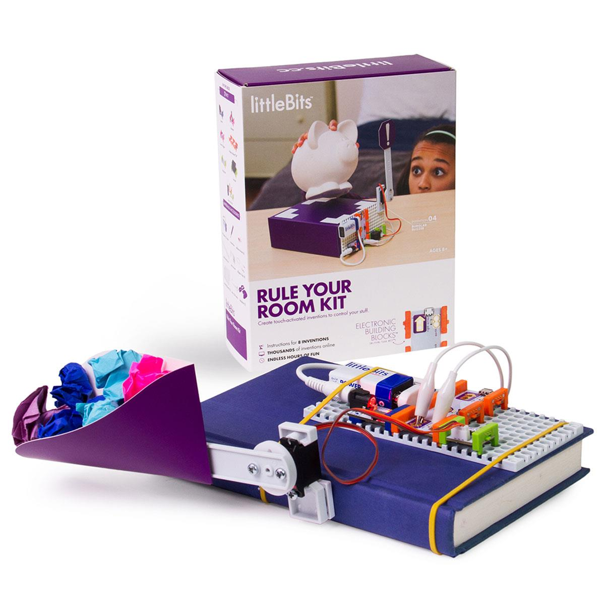 LittleBits / Rule Your Room