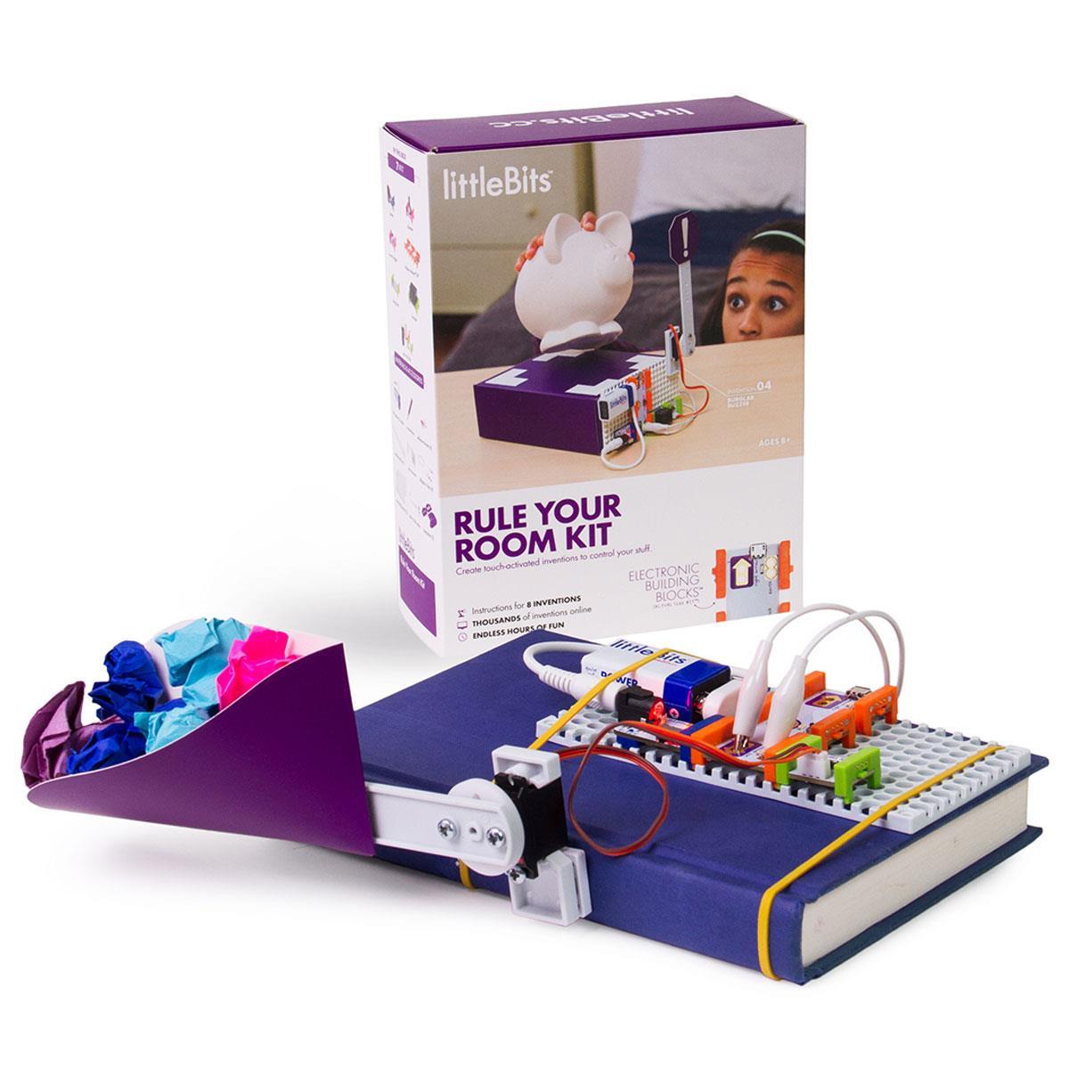 LittleBits / Rule Your Room