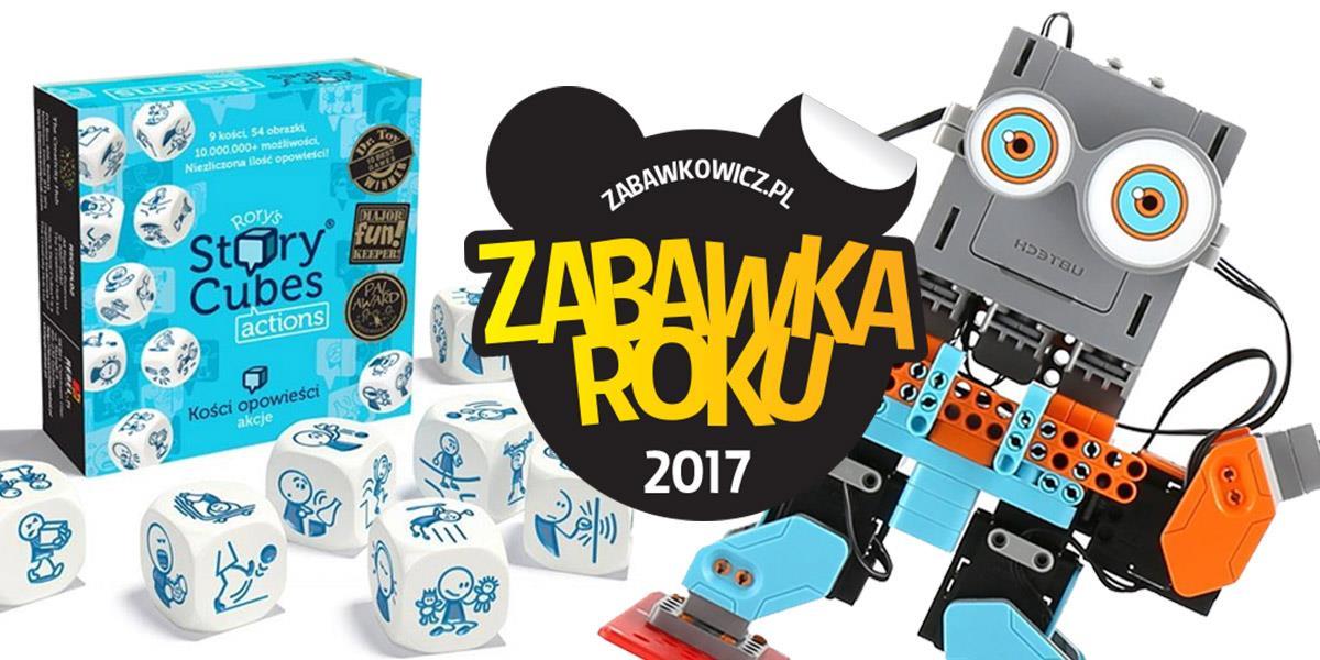 Zabawka Roku 2017 - znamy wyniki