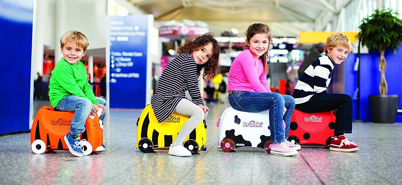 Prezenty idealne dla małych podróżników