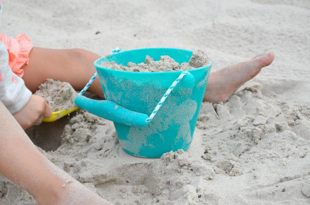 Wiaderko silikonowe Scrunch Bucket
