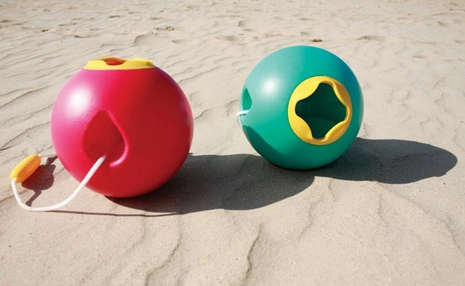 Wiaderko do wody i piasku Ballo Quut