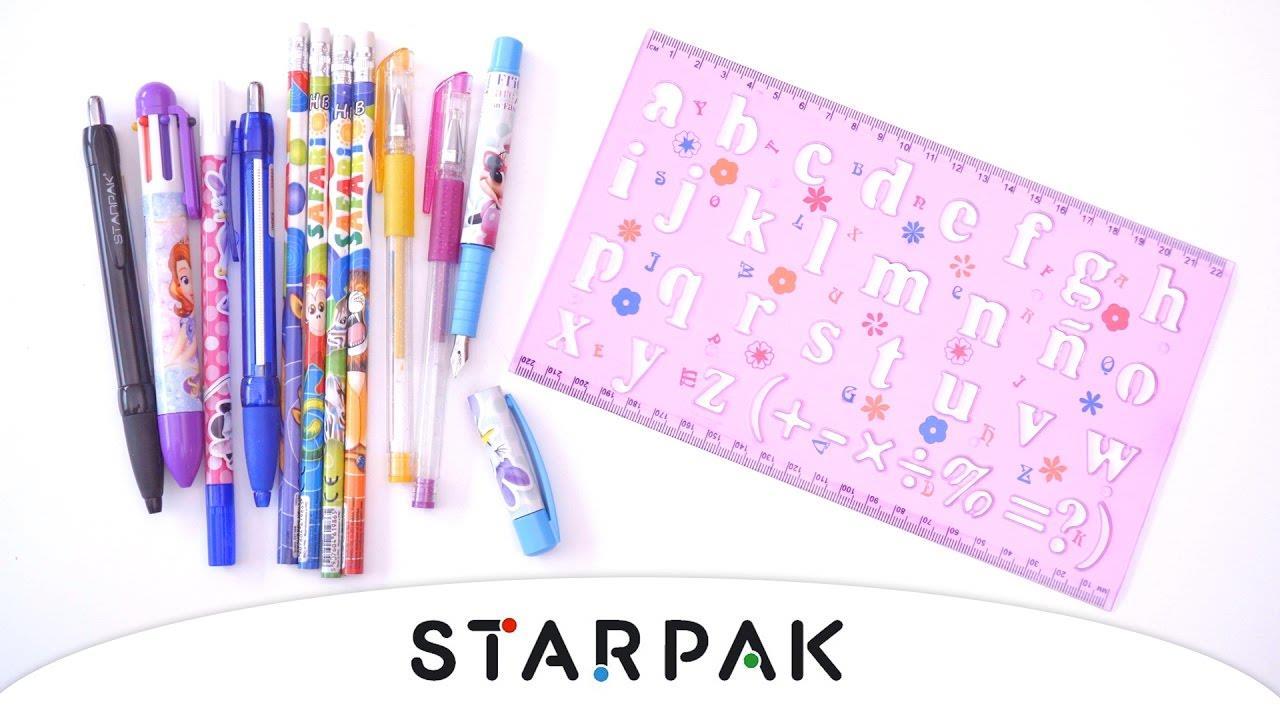 Nauka pisania ze STARPAK-iem