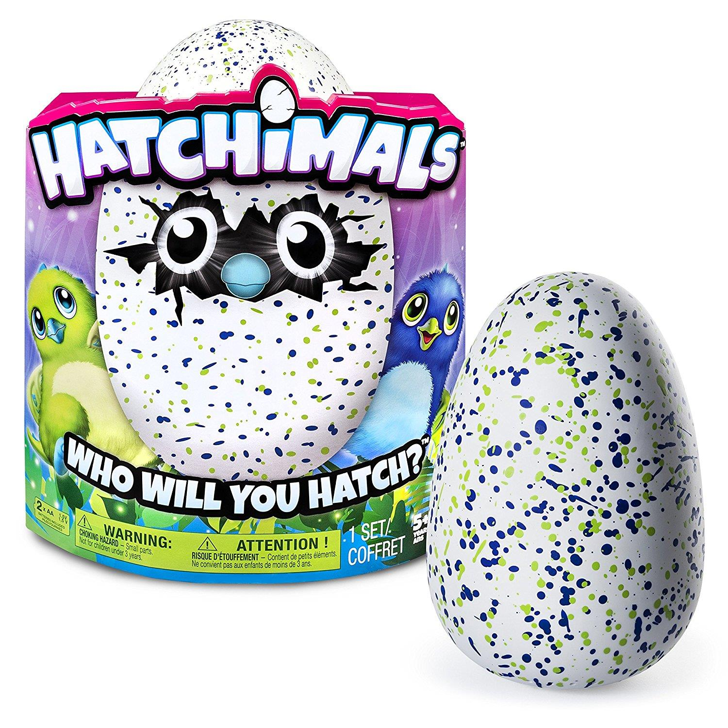 Hatchimals Jajko Spin Master