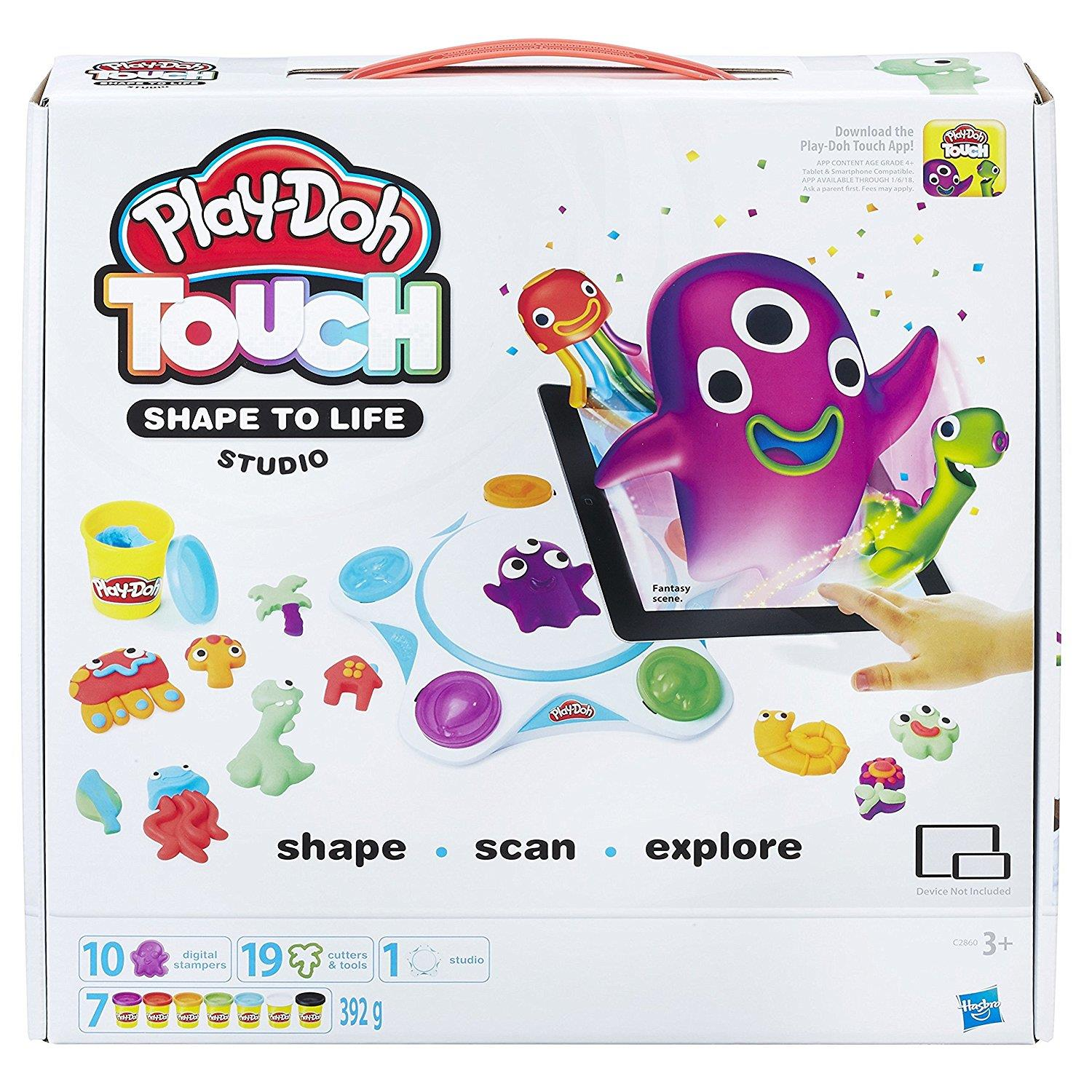 Play-Doh TOUCH Ciastolina Shape to Life Studio