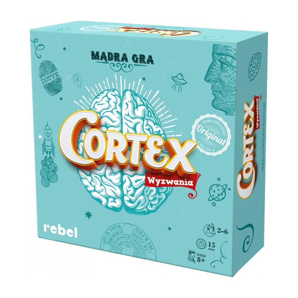 Cortex, Rebel