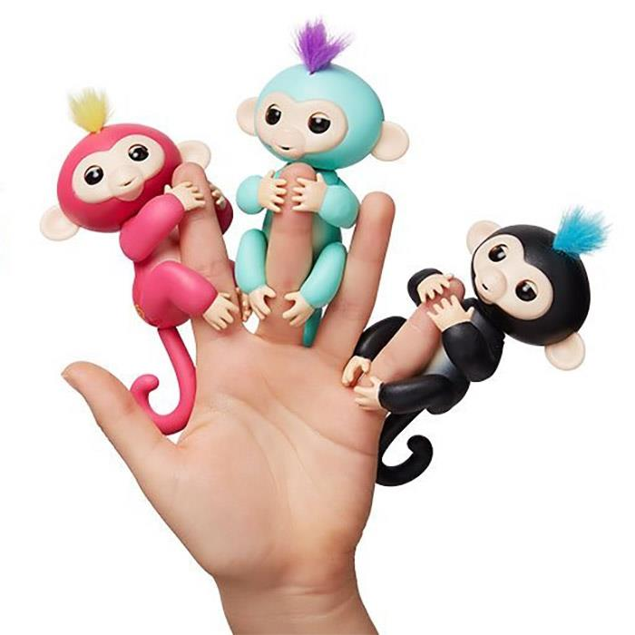 Fingerlings interaktywna małpka, WowWee