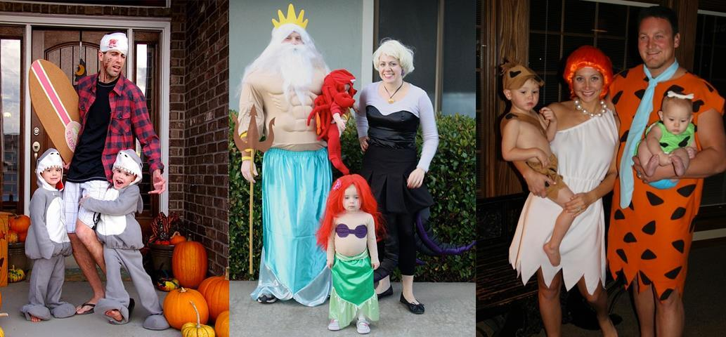 Rodzinne kostiumy